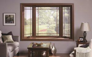 Коричневые пластиковые окна: стильное решение для квартиры и дома