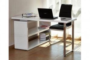 Компьютерные столы-трансформеры: виды и конструкции