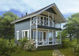 Подходят ли каркасные дома для постоянного проживания?