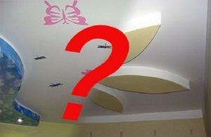 Вредны ли натяжные потолки?