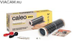 Теплый пол Caleo: плюсы и минусы