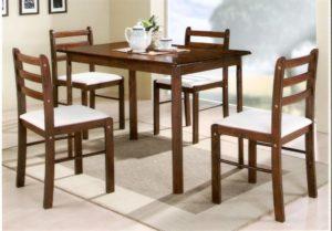 Все тонкости выбора столов и стулев
