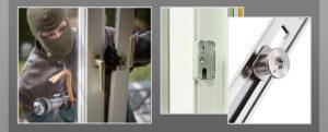 Выбираем противовзломную фурнитуру для пластиковых окон