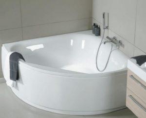 Угловые чугунные ванны: особенности выбора
