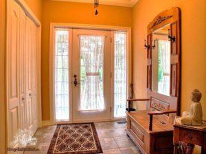Дизайн тамбура в частном доме