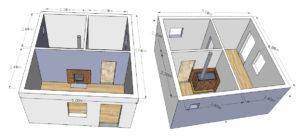 Баня из блоков: плюсы и минусы конструкции
