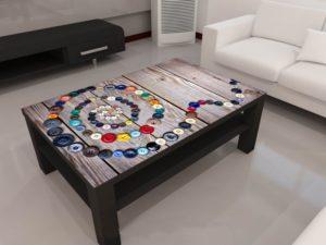 Декор стола: креативные идеи