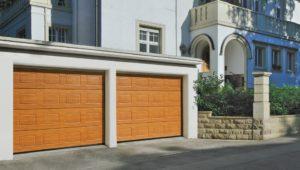 Секционные ворота: преимущества и недостатки