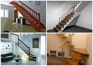 Создаем проект лестницы на второй этаж в частном доме