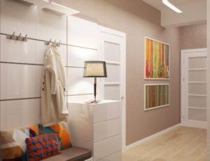 Узкая мебель в прихожую – решение для малогабаритных квартир