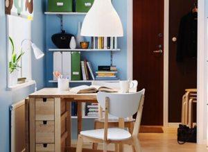 Столы-книжки из Ikea: стильные модели в современном интерьере