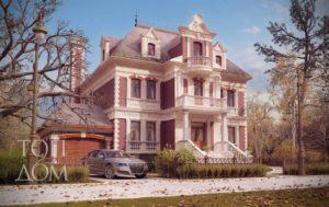 Проекты домов в классическом стиле: особенности дизайна