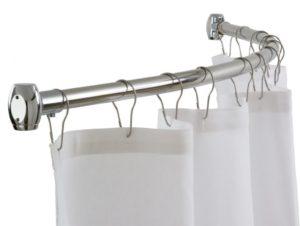 Угловые карнизы для ванной: особенности выбора