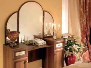 Трюмо в прихожую: варианты дизайна зеркал, особенности размещения