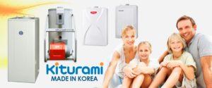 Обзор модельного ряда котлов фирмы Kiturami и возможные неисправности