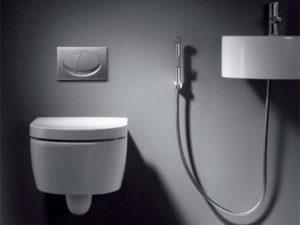 Гигиенический душ Grohe для унитаза: преимущества и недостатки