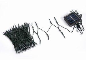 Гирлянда на солнечной батарее: особенности выбора и эксплуатации