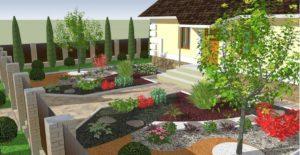 Ландшафтное проектирование: тонкости озеленения участка
