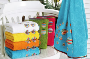 Как компактно сложить полотенце?