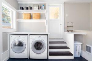 Прачечная в доме: планировка и дизайн