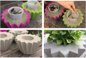 Как сделать капшо для сада своими руками?
