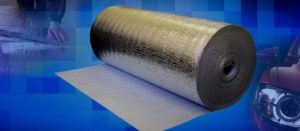 Фольгированный изолон: материал для универсального утепления