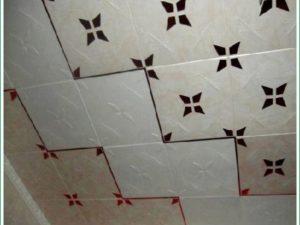 Разновидности потолочной плитки и способы ее укладки
