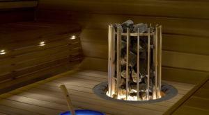 Электропечи для бани: особенности выбора