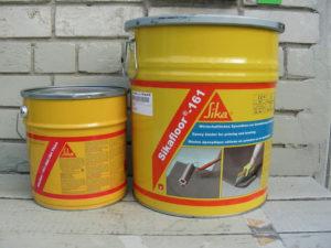 Эпоксидная эмаль: свойства и применение