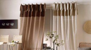 Плотные шторы: особенности и советы по выбору
