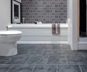 Тонкости выбора качественной напольной плитки в ванную комнату