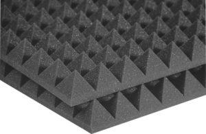 Звукоизоляционный поролон: разновидности и особенности применения