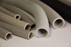 Технические характеристики ПВХ-труб для электропроводки