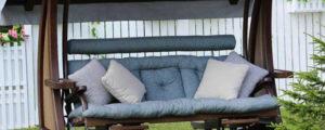 Диваны-качели: особенности и секреты изготовления