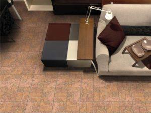 Напольная плитка Керамин: преимущества и недостатки