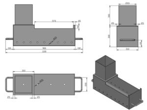Размеры мангала: стандарты и нормы