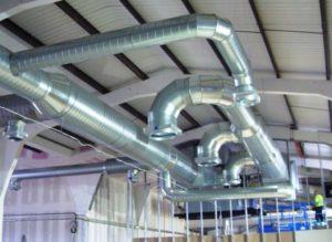 Проектирование и монтаж воздуховодов вентиляции