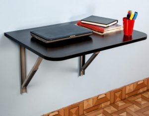 Откидные столы с креплением к стене