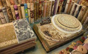 Разновидности ковров