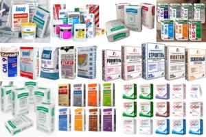 Строительные смеси Litokol: предназначение и разнообразие ассортимента
