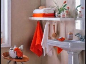 Полки для полотенец в ванную комнату: варианты моделей и тонкости размещения