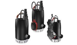 Дренажные насосы Grundfos: модельный ряд продукции