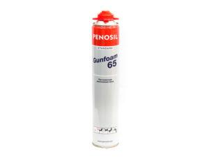 Монтажная пена Penosil: обзор ассортимента