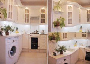 Особенности обустройства угловой кухни