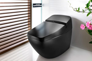 Черный унитаз: современные тенденции дизайна