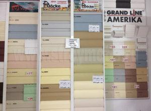 Сайдинг Grand Line: виды, размеры и цвета