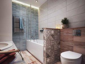 Ванные в стиле лофт: современные тенденции в дизайне интерьера