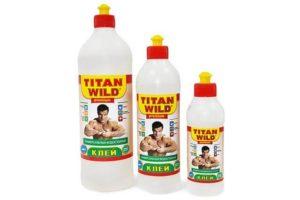 Прозрачный клей Tytan: характеристики и применение