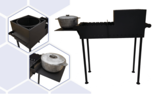 Казан-мангал: особенности устройства и изготовления