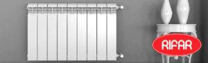 Биметаллические радиаторы отопления Rifar: характеристики и обзор модельного ряда